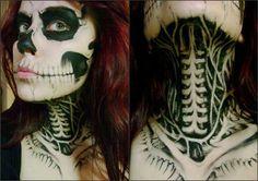 Cool skeleton detail