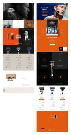 Shave Masters on Behance