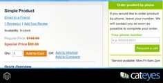 Cateyes Phone Order Magento Module 2 - https://codeholder.net/item/plugins/cateyes-phone-order-magento-module-2