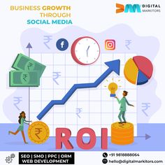 Connect with us to avail of our SMO services. Our team of creative minds will help you create sharp, precise, engaging, and relevant content to reach your targeted clientele effectively. For further details, call us on +91-9818888064.  #SMO #SMM #SMOservices #SocialMediaMarketingAgency #LeadGeneration #Facebook #Instagram #OnlinePromotion #BrandPromotion #ProductPromotion #ContentMarketing #SEO #DigitalMarkitors #DigitalMarketingAgency Social Media Marketing Companies, Digital Marketing Strategy, Content Marketing, Lead Generation, Financial Statement Analysis, Competitive Analysis, Marketing Channel, Pay Per Click Advertising, Brand Promotion