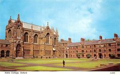 England Oxford Keble College   eBay