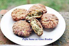 Chiftele pufoase din peste Muffin, Breakfast, Food, Morning Coffee, Essen, Muffins, Meals, Cupcakes, Yemek