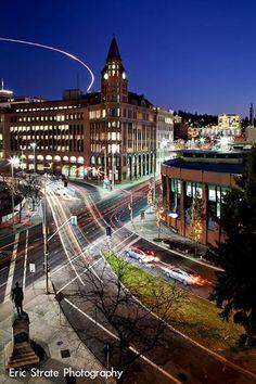 Downtown Spokane
