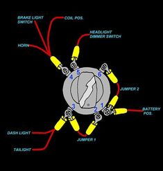 10 Best Wiring images   Motorcycle wiring  Cb750  Honda cb