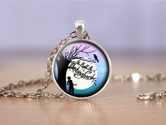 To Kill A Mockingbird Colorful Sunset One Inch by TinyBookTown, $9.95