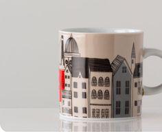 Panorama Short Mug - Gretel