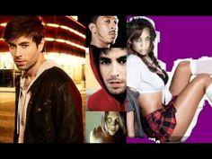 Enrique Iglesias fet Ludacris.Raquel Moralles Tonight I'm loving
