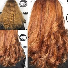 ❣ Loving this Before and after Red by @jbuzz1_73 ✂️ Call the salon to book a free consultation. 813.801.9700 using @magiclightener with @olaplex and @redken5thave @redkenofficial #redhead #redken #redhair #beforeandafter  #fallhair  #fallhaircolor #women #balayage #ombrehair #hair #haircut #olaplex #olaplexlove  #yelp  #tampahair #naturalhair #blonde #blondegirl  #hairofinstagram #platinumblonde #buzzcutfeed  #fall  #behindthechair #babe #selfie @saloncentric  #allaboutdahair #hotonbeauty…