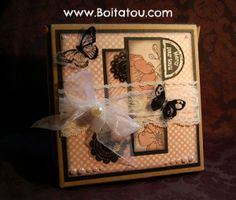 Voici, Html, Creations, Card Holder, Frame, Cards, Photos, Gifts, Decor