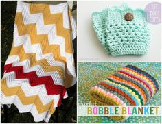 Feather's Flights {a creative, sewing blog}: 7 Free Crochet Patterns