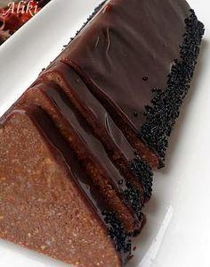 Mamina jela: Čokoladne medene toblerone