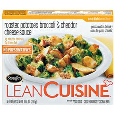 lean cuisine alfredo pasta with chicken & broccoli....delish ... - Plat Cuisine Minceur