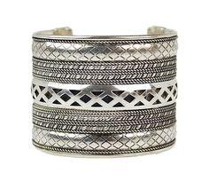 Armband Alfred, zilver, Ø 6,5 cm
