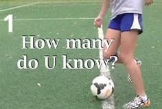 20 dribbling drills:  How many do U know?