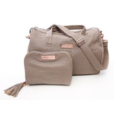 BUY ONLINE: Claudine & Ash Havana Leather Nappy Bag on sale +FREE delivery Australia wide