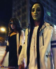 The Purge Costume