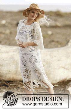 Летнее платье Мечты Марокко крючок