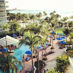 Definitely thinking about my vacation we are planning for later this year to Aruba to stay warm right now. ;)