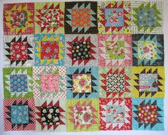 Quiltmaker likes: This quilt by Be*mused, via Flickr