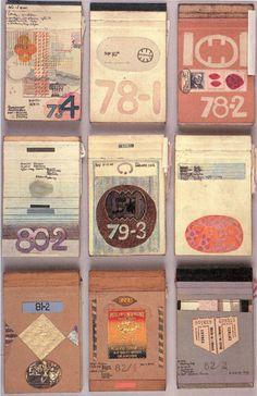 Herman Hertzberger's sketchbooks