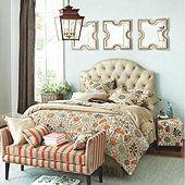 Bedroom - cozy comfort.