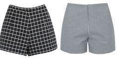 Short cintura alta – DIY – molde, corte e costura – Marlene Mukai