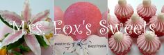 Mrs. Fox's Sweets ~ TONS of decorating ideas for cakes, cupcakes and cookies!  Great blog!