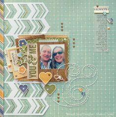 Stitching Tutorial by Melinda Spinks Via Jillibean Soup Blog