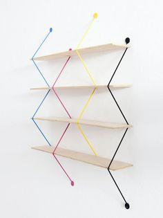 Etagères Serpent / Bashko Trybek   AA13 – blog – Inspiration – Design – Architecture – Photographie – Art
