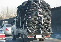 Overloaded Vehicles - Treehouse Cityguide