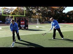 How to Shoot Sidearm | Women's Lacrosse - YouTube