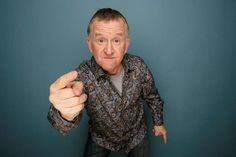 """""""Ron James: embracing the rebel soul"""" by Bruce Head // An interview with Canada's funniest man, who performs at Showplace in Peterborough on October 25 and 26."""