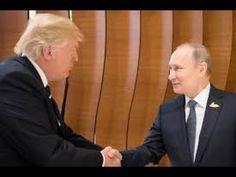Body Language:  G20 Trump Putin