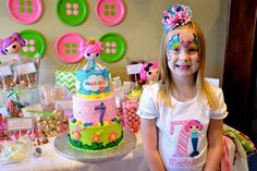 LalaLoopsy Birthday Party Ideas | Photo 67 of 73 | Catch My Party