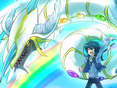 Jesse and Rainbow Dragon