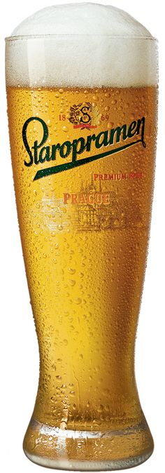 Staropramen, my absolutely favourite beer. All Beer, Wine And Beer, Best Beer, Draught Beer, Czech Beer, Bar Ideas, Brewery, Professor, Ale