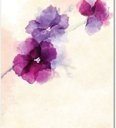 Watercolor | Flower | Painting