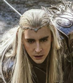 Lee Pace as Thranduil in The Hobbit: The Battle of the Five Armies Lee Pace Thranduil, Legolas And Thranduil, Gandalf, Tauriel, The Hobbit Movies, O Hobbit, Midle Earth, Elf King, Elfa