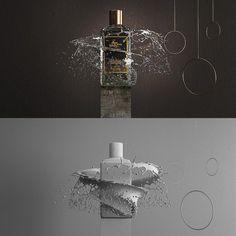 Here is the process #alvarezgomez @alvarez_gomez_perfumes #DailyRender #3d #3dmax #art #color #coronarender #corona #digitalart #digital #graphicdesign #cg #water #vfx #realflow #perfume #minimalmood #glass #glassdesign #gold #3dgold #3ds #marble #3dmarble #design #color #art #3dmax #artdesign #cgartistlab @cgartistlab @mhsprod @goodlookingdesign