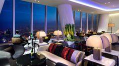 Four Seasons Hotel Guangzhou Atrium Lobby Lounge