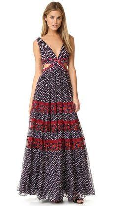 Diane von Furstenberg Altessa Cutout Dress | SHOPBOP
