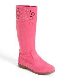 Jessica Simpson 'Skye' Boot (Toddler, Little Kid & Big Kid) $44.95 thestylecure.com