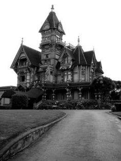 Haunted Historic Houses