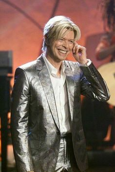 David Bowie, The Tonight Show with Jay Leno, 2004