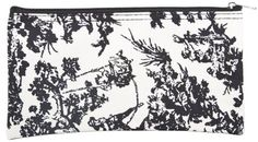 World Traveler French Toile Makeup Brush Bag 10inch *** Learn more by visiting the image link.