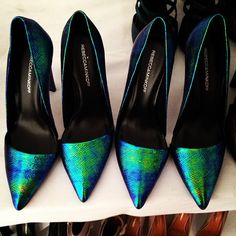 Holographic pumps #RMFALL