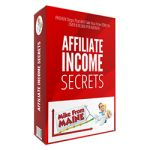 Affiliate Income Secrets Review - If you were ever interested in how Mike Thomas of Mike From Maine runs his successful full time product review affiliate business, then you should check out this review.