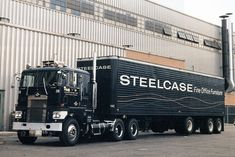 Diamond Reo early days, Steelcase is in Grand Rapids MI and has ran every type of truck made for 50+ years! I've ran with many of them! and I've towed many of them over the years.