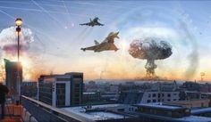 Disso Voce Sabia?: Os riscos nucleares locais nos tempos atuais