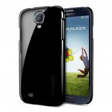Capa Galaxy S4 Spigen SGP Case Ultra Thin Air Series - Soul Preta  R$63,80